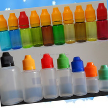 Mini! 10ml plastic squeeze bottle used as eye drop containers, for liquid medicine any pharmaceutical use