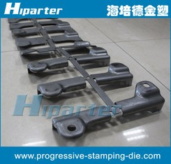 High quality punching mould for car parts and Shangdong supplier automobile progressive stamping