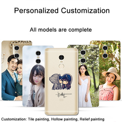 Customized patterns LOGO For Xiaomi Redmi Note 4 3 Case Clear,For Xiaomi Redmi Note 2 3 4 Tpu Case,For Xiaomi Hongmi Note 3 Case