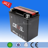 China Factory Charging Motorcycle Battery Chinese manufacture moto parts use 12v battery with low price