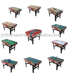 12 in 1Multi game table