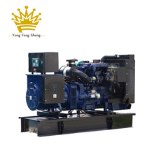 Durable 80 KW 100KVA Silent Type Diesel Generator Set