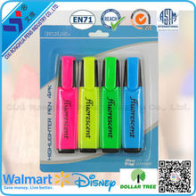 2015 New Fashion Luxury Design highlighter pen for led writing board