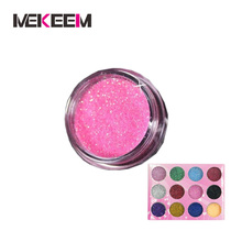 Different Nail Shapes Powder Nail Glitter powder