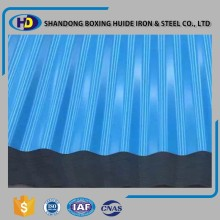 Waterproofing type of roofing sheets