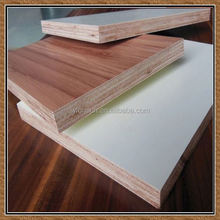 best selling superior quality 18mm red oak faced plywood in sale
