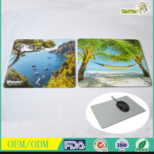 Unique natural rubber mouse pads, custom gaming mouse pad