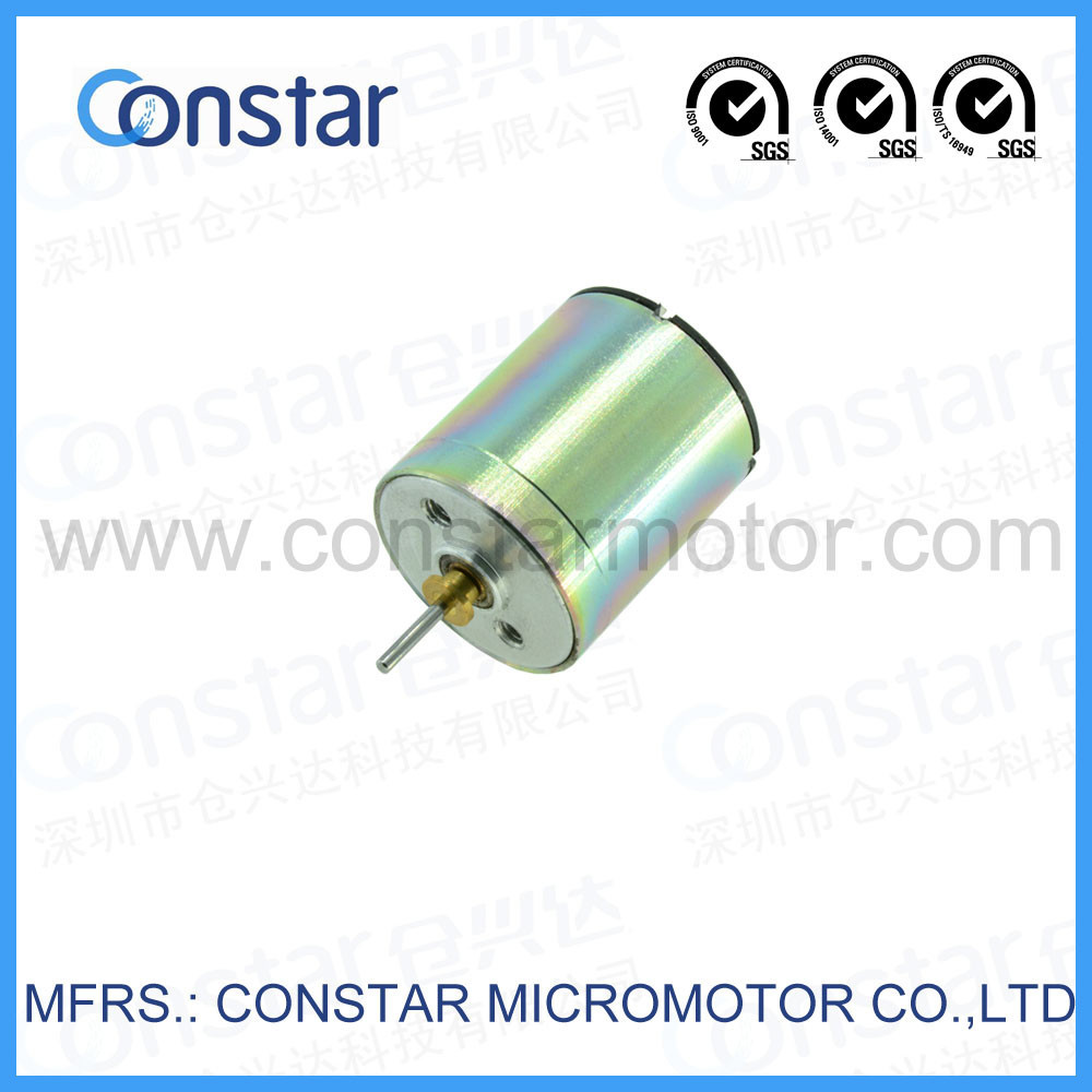 3V 3500rpm chinese PM low voltage electrical coreless motor used in health care