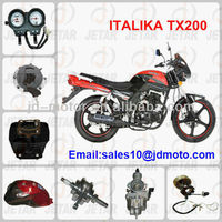 hot sale TX200 bike parts for ITALIKA