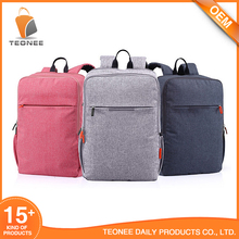 Manufacture Price Polyester Backpack School Bagpack Canvas Backpack manufacturer