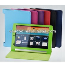 Litchi Pattern Leather Case Cover for Lenovo Yoga 10 B8000 10.1inch Tablet PC Case