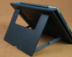 sleep function ipad genuine leather cover
