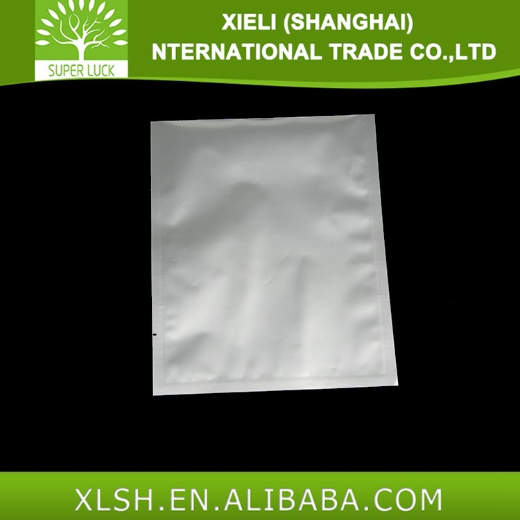 Competitive Price Heat Resistant Single-Sided Aluminum Foil Zip Lock Bags