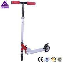 120mm SGS certificated PU wheel foot scooter