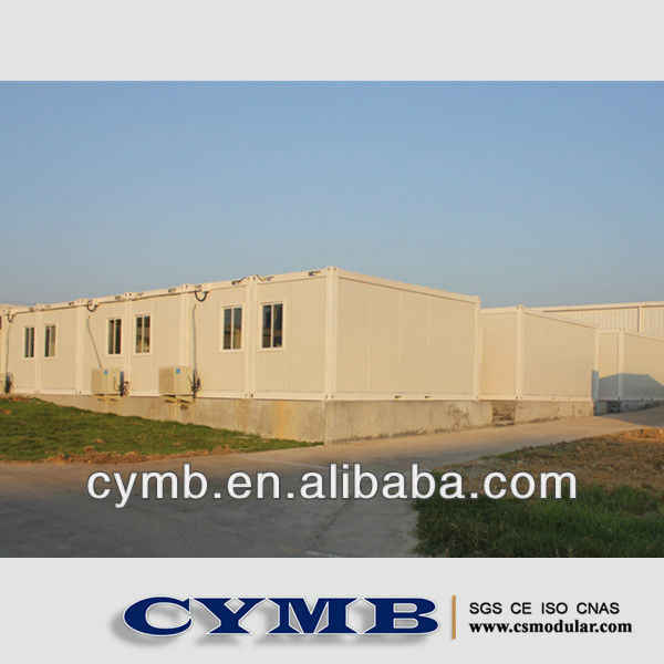 CYMB movable container prefabricated buildings