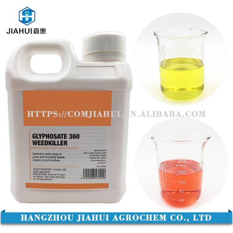Wholesale High Quality agricultural weed killers