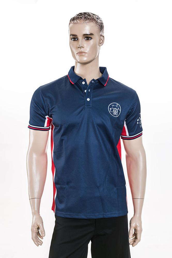 Wholesale eco friendly custom polyester golf polo shirt for Bulk golf shirts wholesale