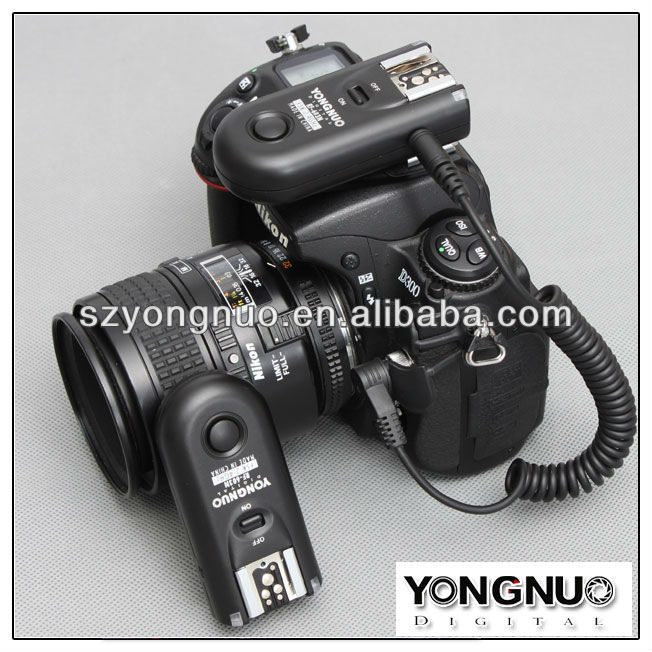 YongNuo RF-603 Wireless Flash Trigger For Canon and Nikon