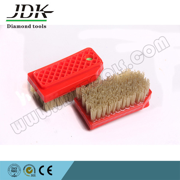 Silicon Carbide Round Antique Abrasive Brush For Granite
