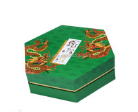 Homemade Custom printed High Quality Luxury moon cake gift box packaging