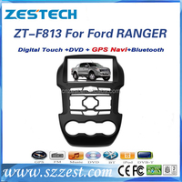 For Ford ranger Car Audio DVD FM/RDS/TV/GPS /Touch screen/3G