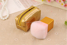 2016 new Zealhoney factory wholesale high quality makeup brush power brush gold portable big kabuki brush