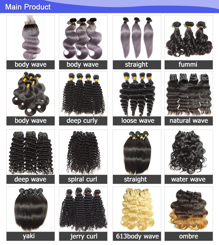 Befa Hair wholesale top quality 7a mink loose wave 30 inch virgin brazilian hair extension