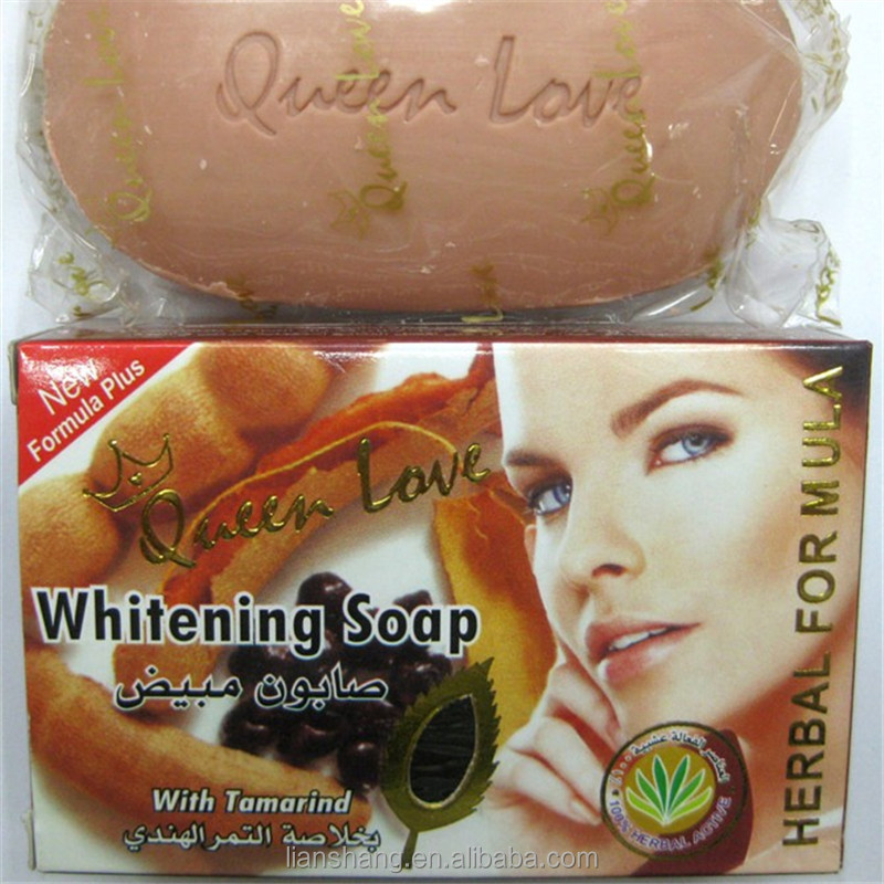 High sales acne soap whiting soap