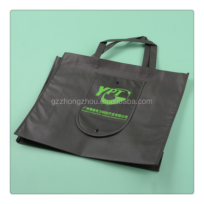 Wholesale Guangzhou manufacturer promotional non woven toto bags