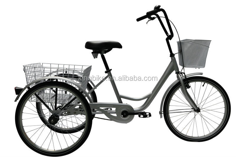 3 wheel bike bicycle for adults made in china