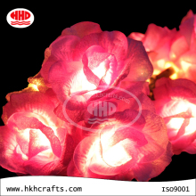 Electrical garland thailand paper flowers wholesale
