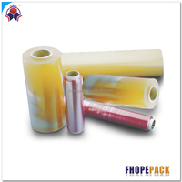 China wholesale products hot sale promotion pvc fruit and meat wrap film