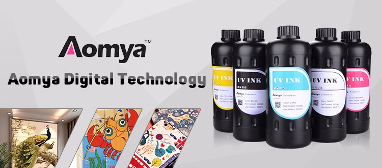 1000ml LED UV curing ink for epson dx5/Konica/Ricoh