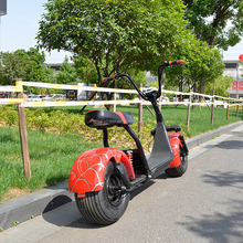 Powerful High Speed Lithium Battery Citycoco 2000W EEC electric scooter