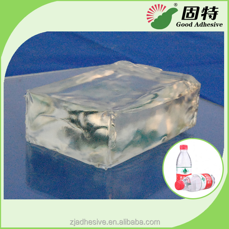 Bottle Label Hot Melt Clear Adhesive