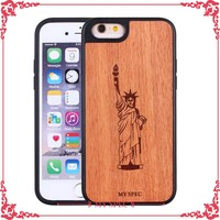 mobile accessories glitter phone cases,bamboo wood cover for iphone6s