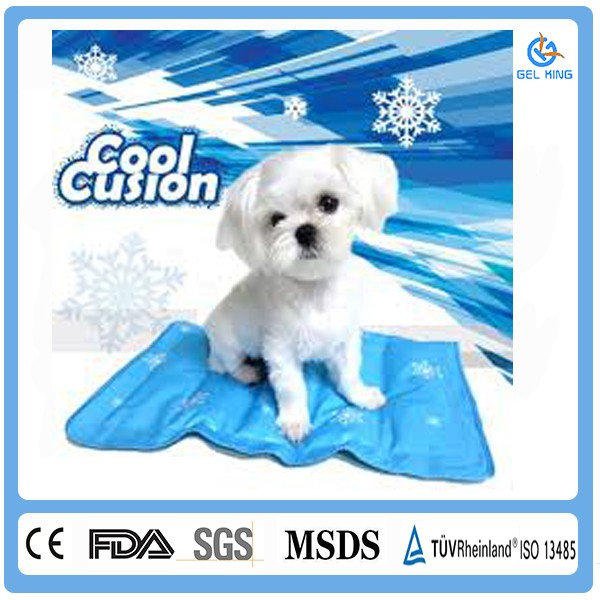 Hot New 2017 Toprank Waterproof Soft Pet Cooling Pad /Gel Pet Mat