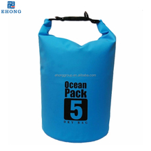 Lightweight Beach Hiking Tarpaulin PVC Waterproof Dry Bag