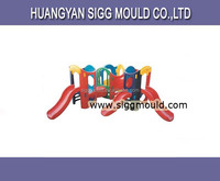 outdoor playground equipment mould maker in taizhou