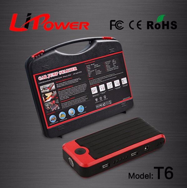 Car Emergency Power Bank Mobile phone Laptop Rechargeable Battery Charger Car Jump Starter