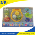 Most popular plastic animal cartoon bath set toy