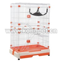 2015 High quality Square Metal Kennels for dogs or cats KE010