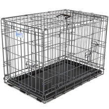 wire dog crate, dog cages, pet crate