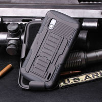 Future Armor Impact Holster Protector Swivel Case Cover Skin For Google LG Nexus 4 E960