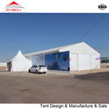 PVC Fabric Luxury Party marquee party tent Water Resistant Tent For Over 300 People