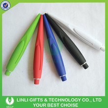 Custom Cheapest Plastic Disposable Ballpoint Pen For Promotion