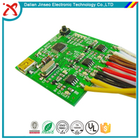 Electronics receiver satellite 94v0 pcb board