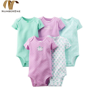 Import baby clothes china organic cotton baby clothes rompers