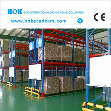 Garment factory warehouse equipment High Quality Heavy Duty Rack for clothing