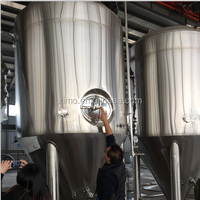 High quality SUS304 beer equipment, beer brewing equipment,yeast fermenter equipment made in China